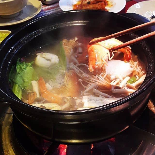 Lẩu nấm của Hà Yumi tại Núi BBQ - Tinh Hoa Món Nướng Vùng Cao - 127620