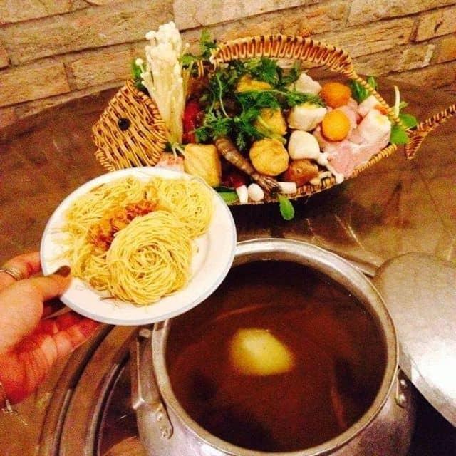 Lẩu nấm hải sản của Ngân Trần tại Lâm Bô - Lẩu & Nướng - 73491