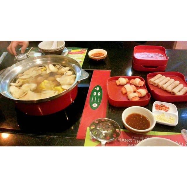 Lẩu nấm lẩu thái của Trung Nguyễn tại MK Restaurant - 46788