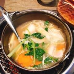 Lẩu nước miso ko cay của Ngọc Vương tại Sumo BBQ - Hoàng Quốc Việt - 1255971