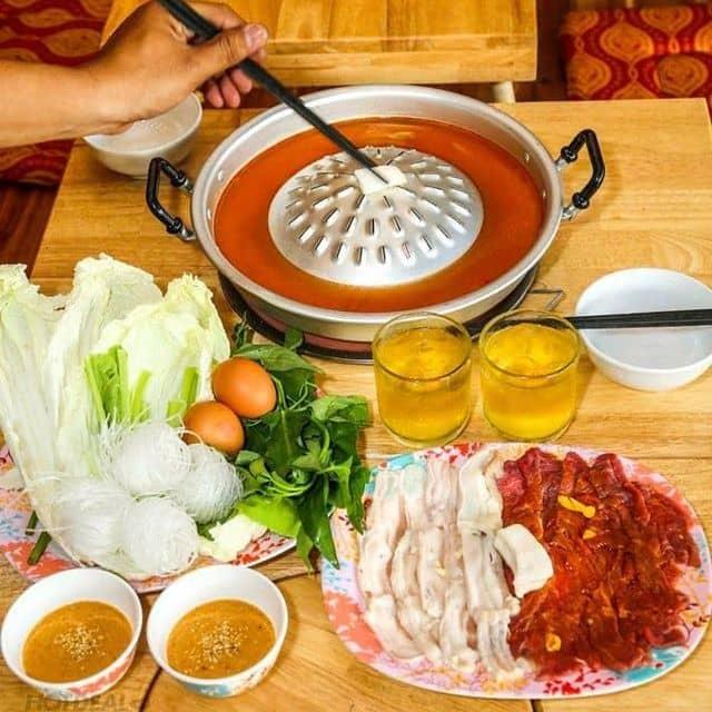 Lẩu nướng của Thảo Sago tại Sindat Thai - Trường Sa - 71177