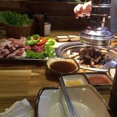 Lẩu nướng season bbq của Dung Huỳnh tại Gogi House - Quán Nướng Hàn Quốc - Vincom Center - 383967