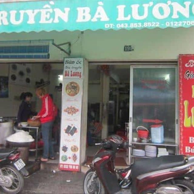 Lẩu Ốc Bà Lương - Khương Thượng - 199 Khương Thượng, Quận Đống Đa, Hà Nội