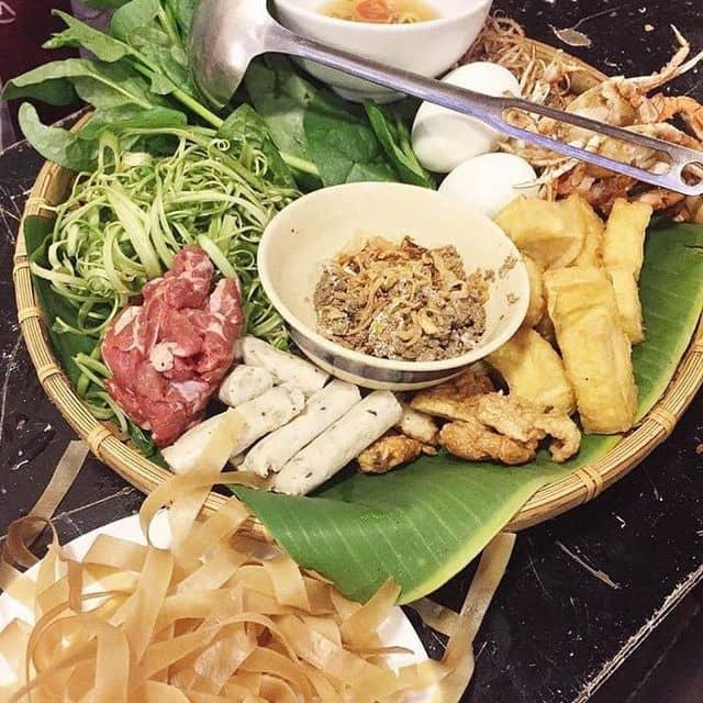 Lẩu riêu cua của Thuytrang Nguyen tại Ngõ 8 - Trà Chanh & Lẩu Riêu Cua Đồng - 3793