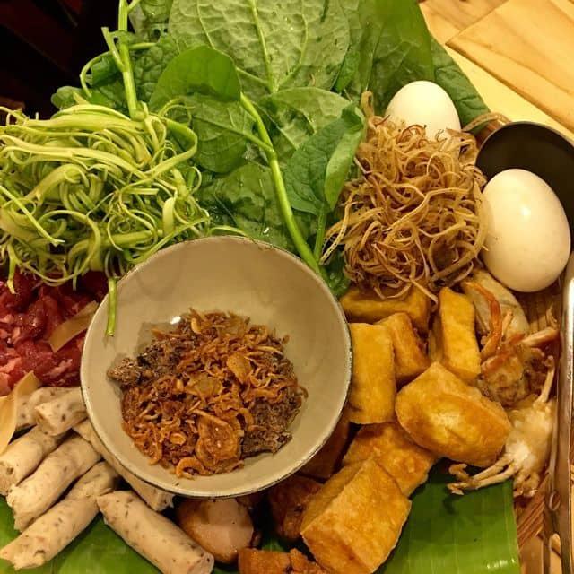 Lẩu riêu cua của Phuong ThaoTranHuynh tại Ngõ 8 - Trà Chanh & Lẩu Riêu Cua Đồng - 3793