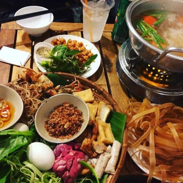 Lẩu riêu cua của Minh Thư tại Ngõ 8 - Trà Chanh & Lẩu Riêu Cua Đồng - 3793