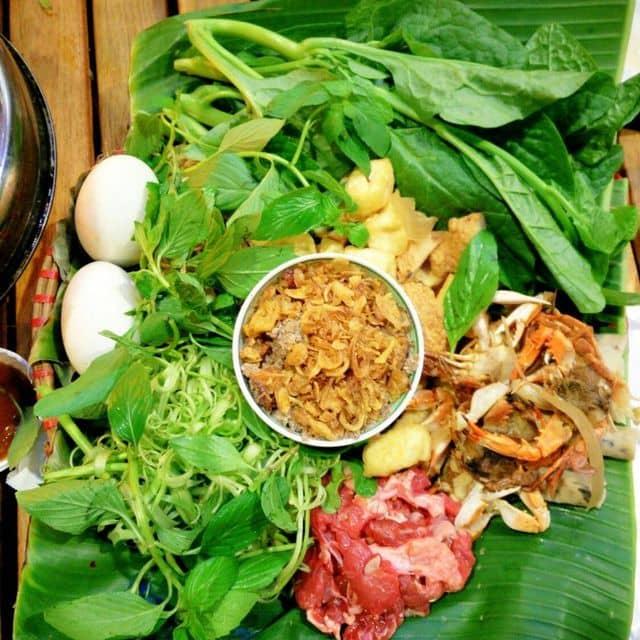 Lẩu riêu cua bắp bò của Kiệt Trần tại No.96 - Võ Văn Tần - 15482