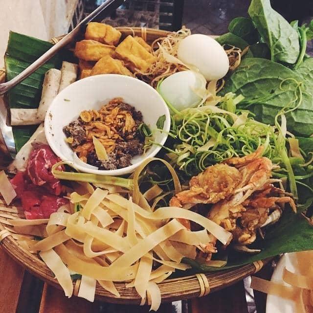 Lẩu riêu cua bắp bò của Việt Hưng Nguyễn tại Ngõ 8 - Trà Chanh & Lẩu Riêu Cua Đồng - 40216