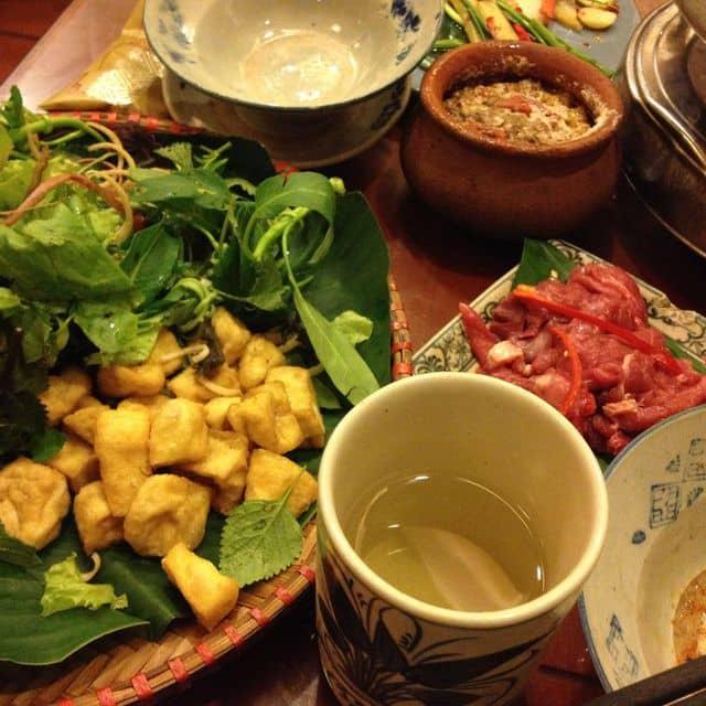Lẩu riêu cua đồng của Khanh Lien tại Nhà hàng 1946 - Cửa Bắc - 29049