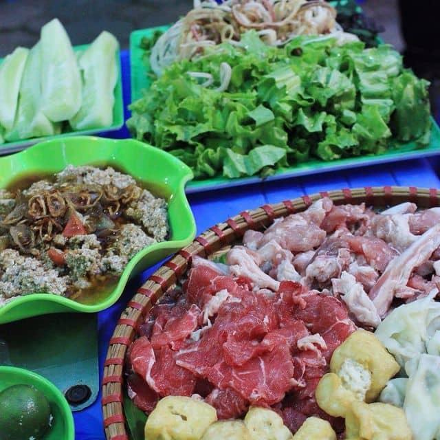 Lẩu Mr.Bean - Số 15 Nguyễn Công Trứ, Quận Hai Bà Trưng, Hà Nội