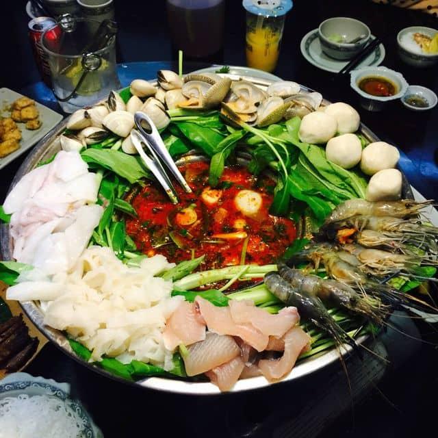 Lẩu thái của Anny Tran tại Nhà hàng Việt Nam ở Beijiing lu Guangzhou - 118122