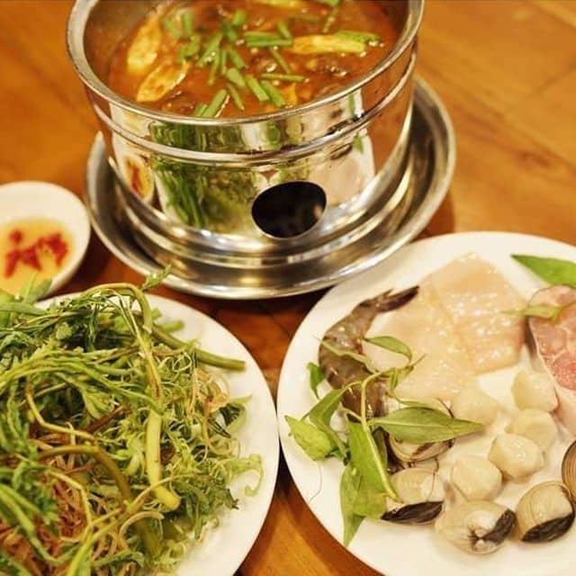 Lẩu Thái hải sản chua cay của Dung Lê tại HOTPOT RUNWAY - Lẩu 1 Người & Đồ Nướng - 111343