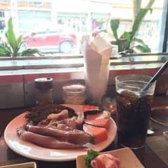 Lẩu thái kichi kichi của Tú Béo tại Lẩu Băng Chuyền Kichi Kichi - Phạm Ngọc Thạch - 933358