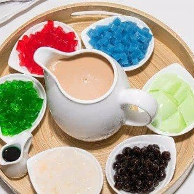 Lẩu trà sữa của Rin Numb tại Kem Tự Chọn Tank - Cách Mạng Tháng 8 - 85142