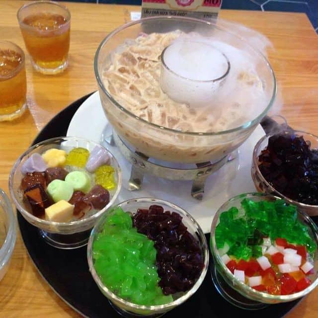 Lẩu trà sữa của Thúy Thanh tại Trà sữa Mix & Mix  - 298664