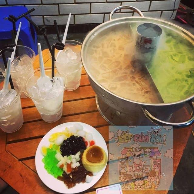 Lẩu trà sữa của Thiện Lâm tại Bếp Của Bâu - Chung Cư Ấn Quang - 313314
