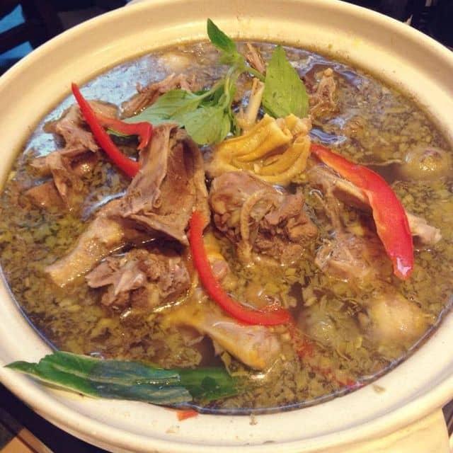 Lẩu vịt om sấu của Minh Ngọc Chu tại Coco Food & Drink Club - Tuệ Tĩnh - 76590