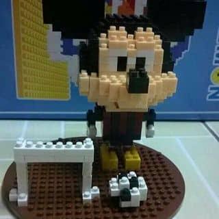 Lego tí hon Mickey đá banh của longvuphung tại Hồ Chí Minh - 780474