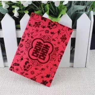 Lì xì song hỷ hoa đỏ  của tuyen06ta1d tại Hồ Chí Minh - 1023424