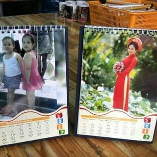 Lịch bàn in hình theo yêu cầu(2 loại:7 tờ,13 tờ) của bimbim114 tại Quảng Nam - 2294402