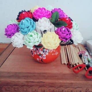 Lọ hoa giấy của dungung1 tại Shop online, Huyện Thái Thụy, Thái Bình - 2509511