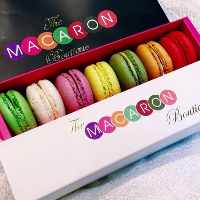 Macaron của Kỳ Kỳ tại La Dorée - 3257