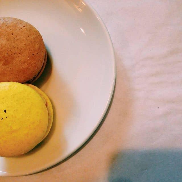 Macarons của Bùi Hành Điên tại Saint Honore - Thái Phiên - 14935