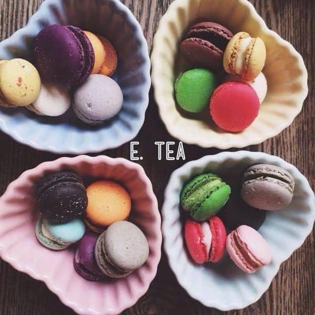 Macarons của Mai Phạm tại E.TEA - Trần Quốc Toản - 17432