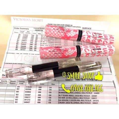 a7dad9f78a  MADE IN USA  Nước Hoa Victoria s Secret Wicked   Crush Perfume Rollerball  5ml x