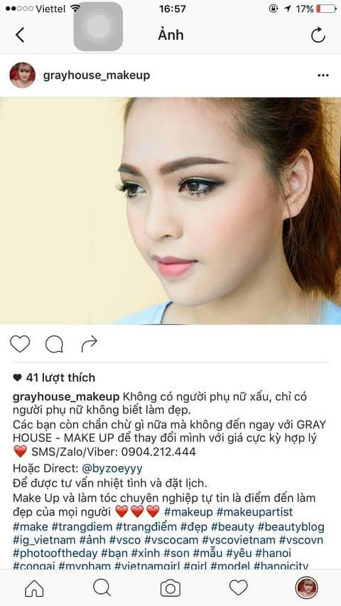 Makeup - 1025154 hantien1010 - Ánh Dương garden - Shop online, Quận Cầu Giấy, Hà Nội