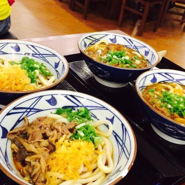 Marukame udon của Kỳ Kỳ tại Marukame Udon - Udon & Tempura - Lý Tự Trọng - 87404
