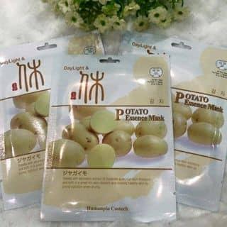 Mặt nạ dưỡng da Potato Essence Mask - Humanpia Costech của susustore tại số 18, Đường 39, KP6, Phường Linh Đông, Quận Thủ Đức, TPHCM, Quận Thủ Đức, Hồ Chí Minh - 995853