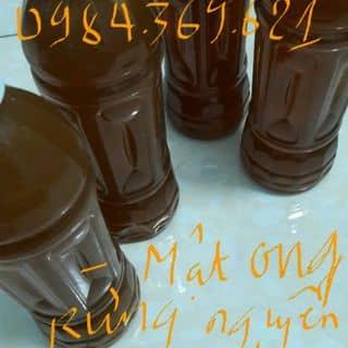 Mật ong rừng nguyên chất 100%. 0984.369.621 của xuantung85 tại Mậu Thân, Phường 9, Thành Phố Tuy Hòa, Phú Yên - 965861