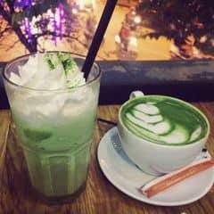 Matcha and matcha latte của M.T.Dung tại Urban Station Coffee Takeaway - Xuân Thuỷ - 264253