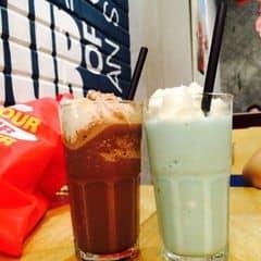 Matcha chocolate  của Hai Anh Nguyen tại Urban Station Coffee Takeaway - Chùa Láng - 1031282