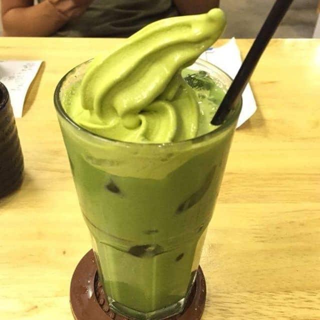 Matcha ice with tea whipping của Mun tại Jabanit Matcha & Coffee House - 84655