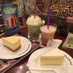 Matcha iceblend & blood orange sweettea  của Tuyết HoaChiLinh tại The Coffee Bean & Tea Leaf - Thanh Niên - 213813