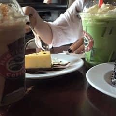 Matcha jelly freeze  của Lê Mai Anh tại Highlands Coffee - Pacific Place - 329086