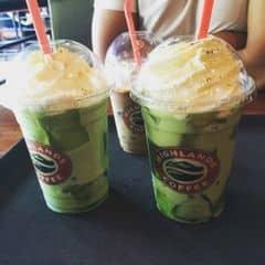 Matcha jelly freeze  của Thùy Bun tại Highlands Coffee - Pacific Place - 688458