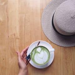 Matcha latte của Anya Chan tại Urban Station Coffee Takeaway - Tôn Thất Tùng - 49856