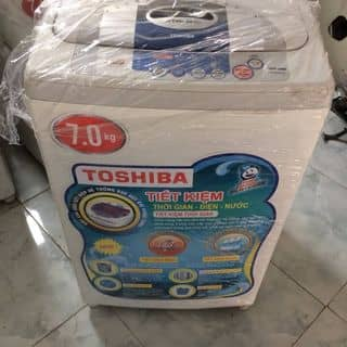 Máy giặt toshiba 7kg mới 92% của danghuyhung1 tại Quảng Ninh - 1978910