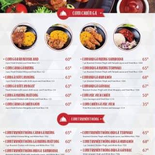 MENU NEVERLAND FOOD & COFFEE- 36 HÀNG THAN-THANH HÓA của neverlandrestaurant tại 36 Hàng Than, Thành Phố Thanh Hóa, Thanh Hóa - 2559691