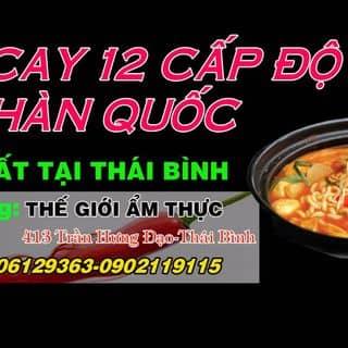 Mì cay nấm của nguyetbui14 tại 413 Trần Hưng Đạo, Thành Phố Thái Bình, Thái Bình - 5658952