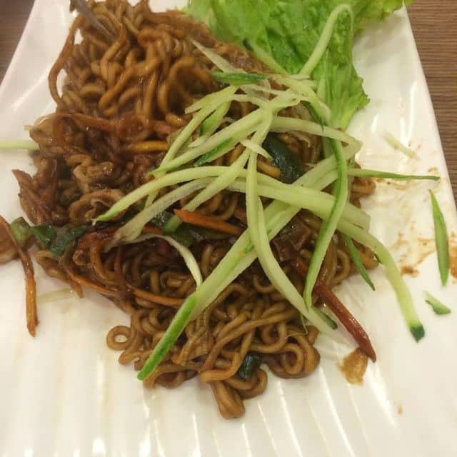 Mì đen hàn quốc của Vy Huỳnh tại Papa's Chicken - Phú Mỹ Hưng - 145347