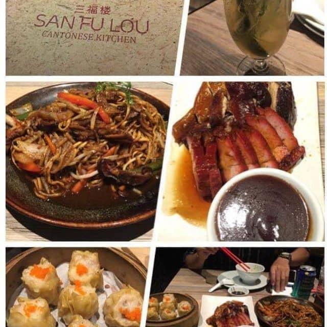 San Fu Lou - Cantonese Kitchen - AB Tower, 76A Lê Lai, Bến Thành, Quận 1, Hồ Chí Minh