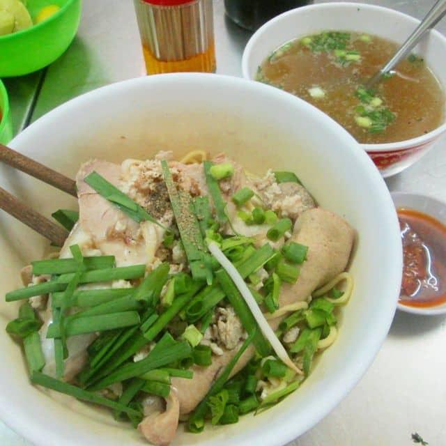 Mì gan cật của Thien Truong tại Hủ Tiếu Mì Cật Trương Định - 95527