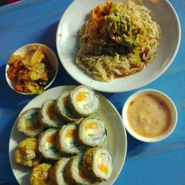 Đồ ăn Hàn Quốc - Đối diện biệt thự B22 BT1 - Khu Đô Thị Văn Quán - Đối diện Biệt thự B22 BT1 Khu Đô Thị Văn Quán, Quận Hà Đông, Hà Nội