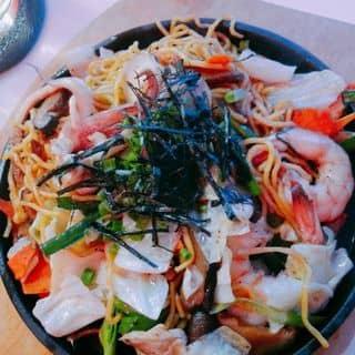Mì ramen xào hải sản của phuongngoc43 tại 39/3i Nguyễn Hữu Cầu, Tân Xuân, Huyện Hóc Môn, Hồ Chí Minh - 1027466