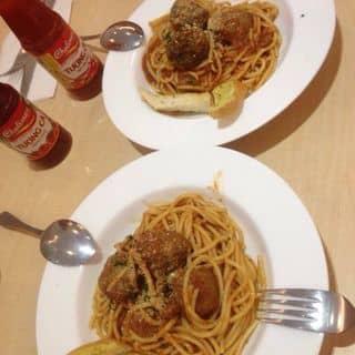 Mì spaghetti bò viên cơx lớn + mojito  của heyplaygirl6789 tại 23 Minh Khai, Quận Hồng Bàng, Hải Phòng - 1087187