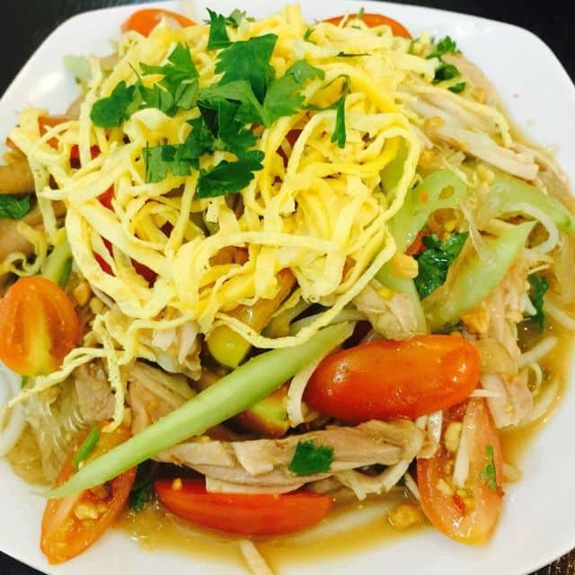 Miến trộn của Kiềuu Oanhh's tại Món Ngon Hà Nội - Tân Sơn Nhì - 99621
